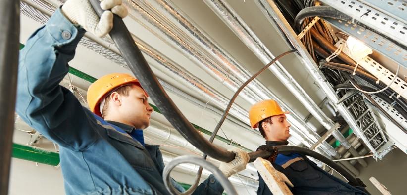 Installation des réseaux de gaz, d'eau et d'air par des professionnels de la plombiers chauffagistes